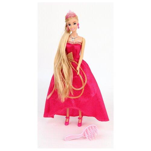 Кукла Anlily в темно-розовом платье, 99020 кукла anlily с одеждой 200170509