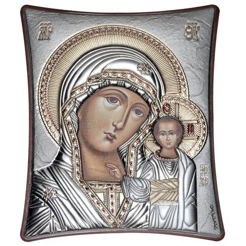 Икона Slevory Казанская 144TBR1FW, 5х7 см по цене 1 285