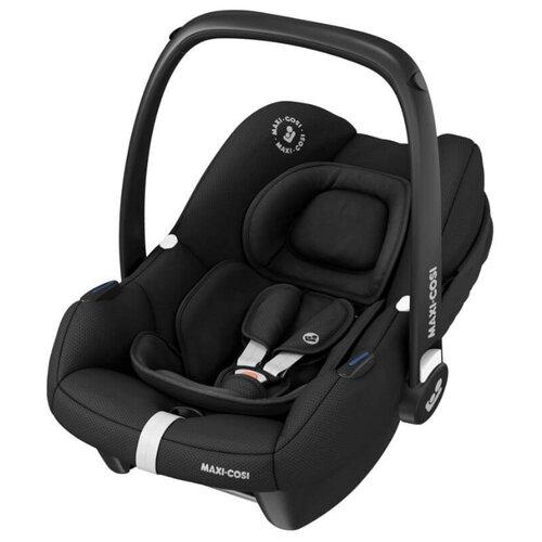Автокресло-переноска группа 0+ (до 13 кг) Maxi-Cosi Tinca, essential black автокресло группа 1 2 3 9 36 кг little car ally с перфорацией черный