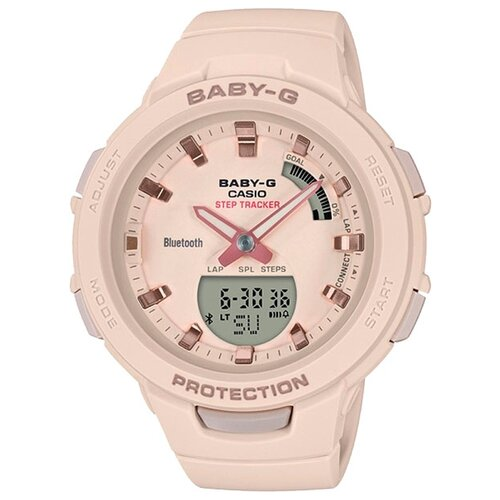 Наручные часы CASIO Baby-G BSA-B100-4A1 casio baby g ba 110 4a1