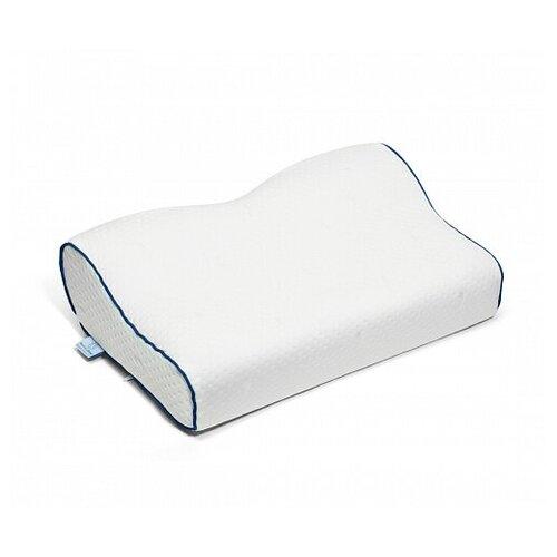 Анатомическая подушка MemorySleep Comfort Plus Air Aloe белый