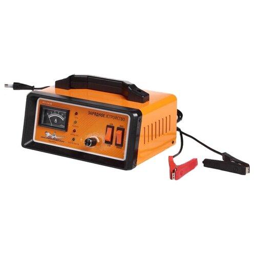 Зарядное устройство Airline ACH-15A-08 оранжевый пуско зарядное устройство airline ajs chj 100 оранжевый