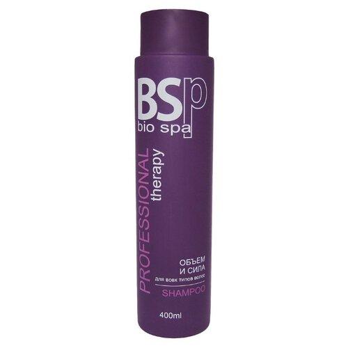 BIO SPA Professional therapy шампунь Объем и Сила 400 млШампуни<br>