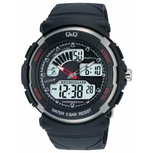 Наручные часы Q&Q M012 J002 q and q m119 j002
