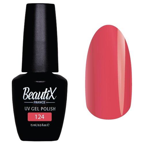 Купить Гель-лак для ногтей Beautix UV Gel Polish, 15 мл, 124