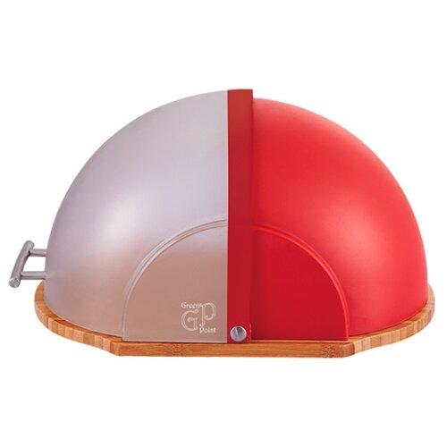 Хлебница Bohmann 02-511 красный