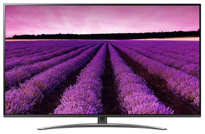 Телевизор NanoCell LG 49SM8200 49
