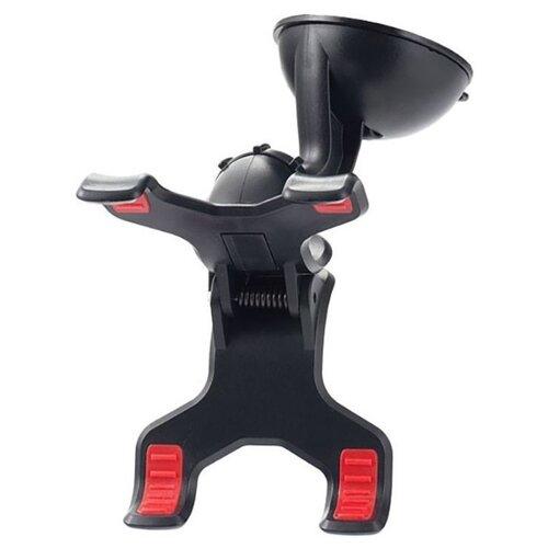 Автомобильный держатель для телефона/навигатора Perfeo-506 (черный)