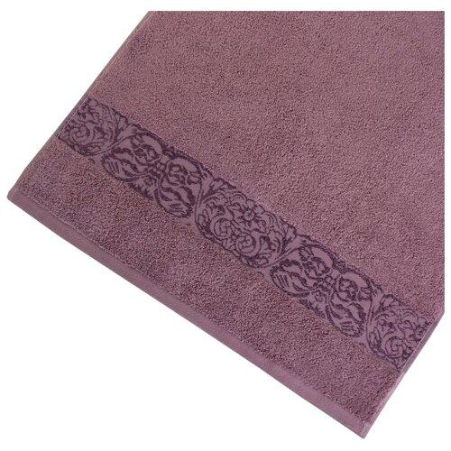 Arya Полотенце Микро Коттон Jewel для лица 50х90 см сухая роза arya полотенце miranda soft для лица 50х90 см сухая роза