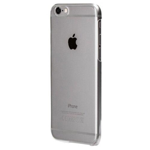 Фото - Чехол-накладка uBear Tone для Apple iPhone 6 Plus/iPhone 6S Plus transparent чехол накладка sensocase 100080 защитное стекло для apple iphone 6 plus iphone 6s plus лыжный спорт 2