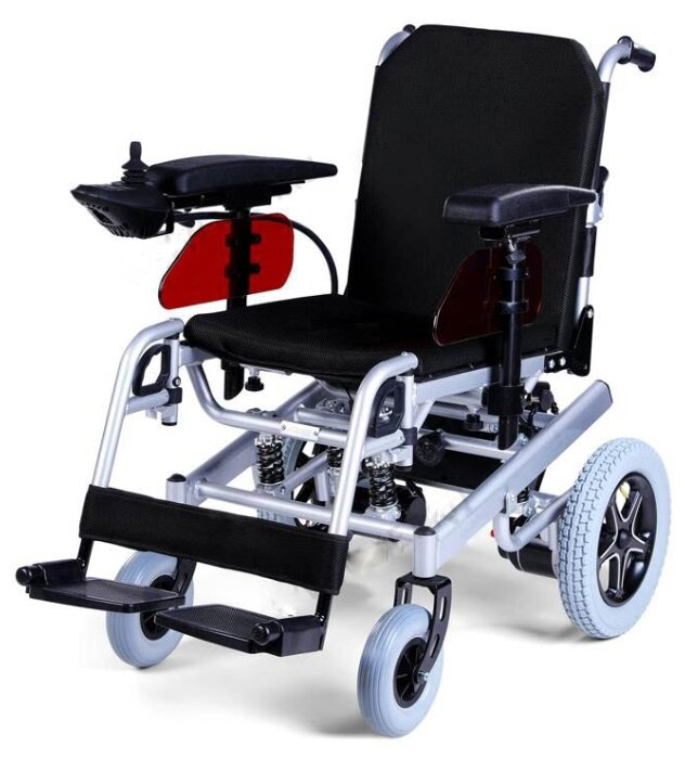 Кресло-коляска электрическое МЕТ Route 14
