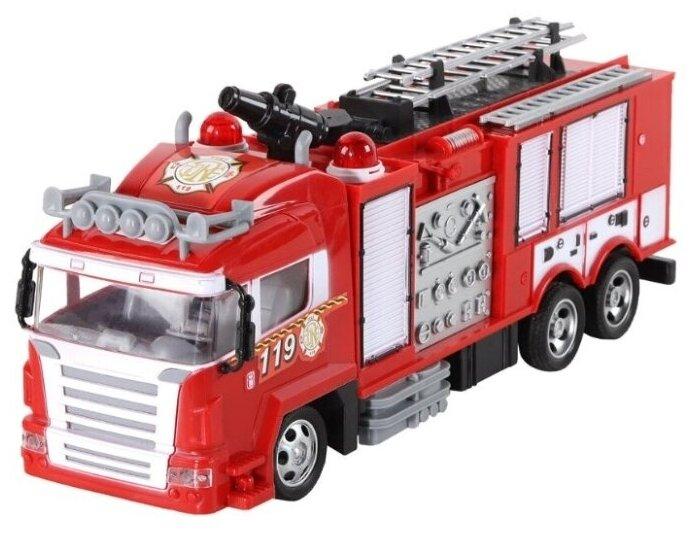 Пожарный автомобиль Autodrive JB1167926 31 см