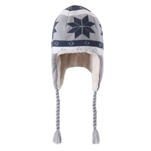 Шапка Reima размер 56, серый