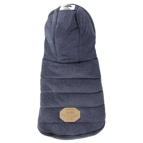Куртка для собак Удачная покупка P0020 L синий майка для собак lion manufactory lm21001 01 размер l