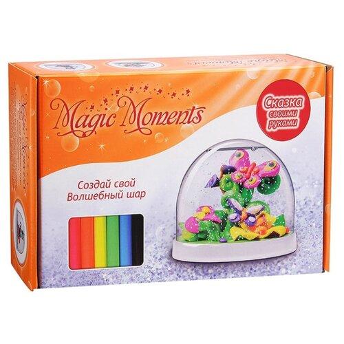 Фото - Пластилин Magic Moments Волшебный шар Бабочки (mm-5) magic props red sponge balls 5 pcs