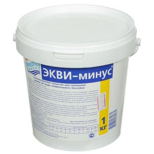 Экви-минус порошок (pH-минус) 1 кг (б.)