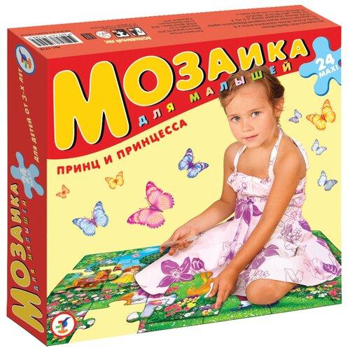 Купить Пазл Дрофа-Медиа Принц и принцесса (2013), 24 дет., Пазлы