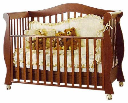 Кроватка Baby Expert Olimpo