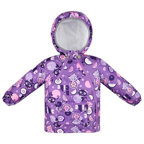 Купить Куртка Reike Frutty Kitty (42 710 002/42 710 003) размер 98, фиолетовый, Куртки и пуховики
