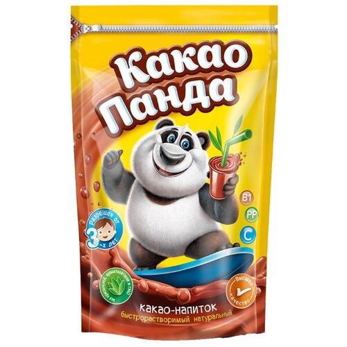 Какао-Панда какао-напиток быстрорастворимый Дой-пак, 250 г