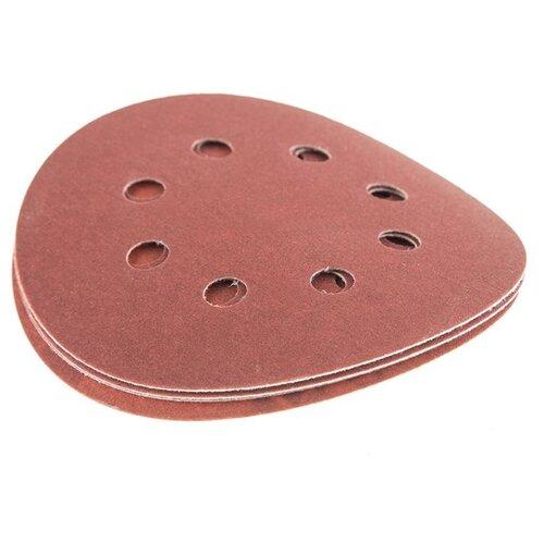 Шлифовальный круг на липучке Hammer 214-009 125 мм 5 шт шлифовальный круг на липучке hammer 214 011 125 мм 5 шт