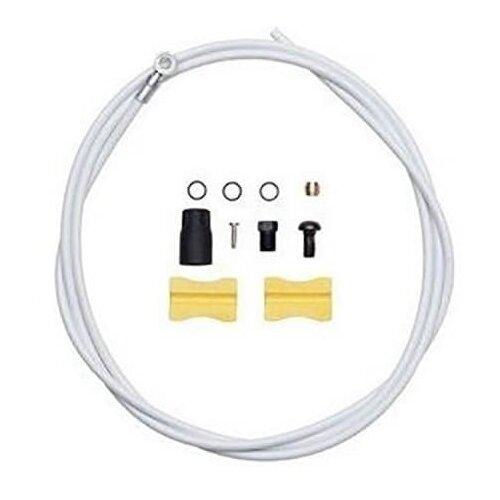 Гидролиния Shimano XTR BH90-SBLS 1000мм белый TL-BH61/ISMBH90SBLSW100