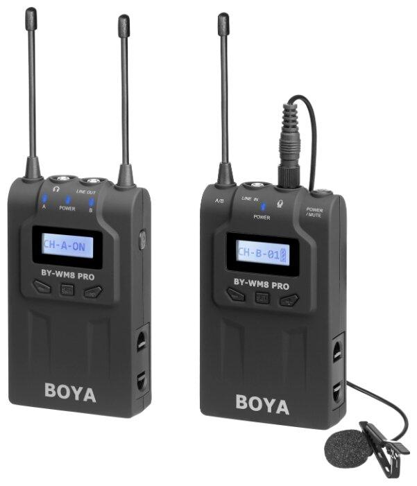 Радиосистема BOYA BY-WM8 PRO-K1