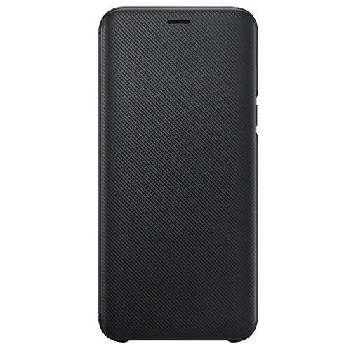Чехол Samsung EF-WJ600 для Samsung Galaxy J6 (2018) черный аксессуар чехол для samsung galaxy j6 2018 optmobilion