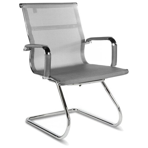 Конференц-кресло Norden chairs Хельмут CF, обивка: текстиль, цвет: сетка серая