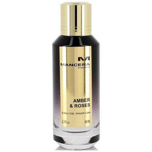 Парфюмерная вода Mancera Amber & Roses, 60 мл