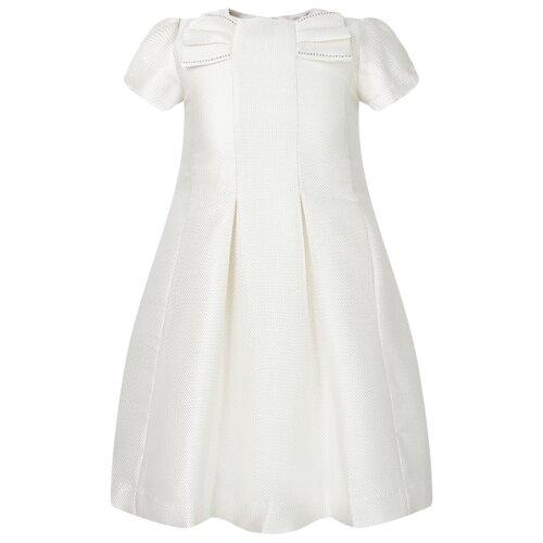Платье Mayoral размер 128, кремовый