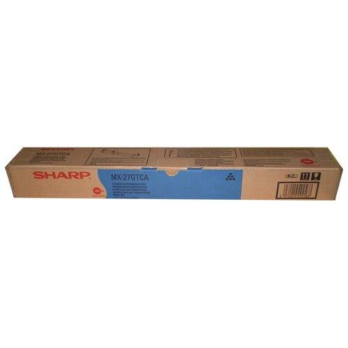 Фото - Картридж Sharp MX-27GTCA тонер картридж sharp mx 315gt