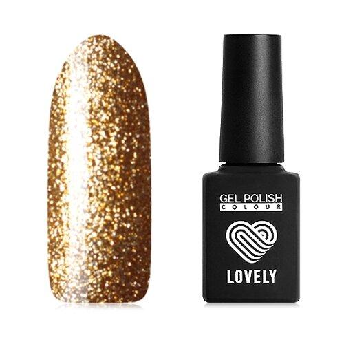 Гель-лак для ногтей Lovely Nails Classic с блестками, 12 мл, №116 гель лак для ногтей lovely nails classic с блестками 12 мл 117