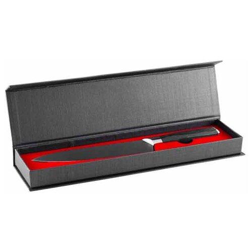GIPFEL Нож поварской Laminili 20 см черный нож поварской gipfel barocco 20 см