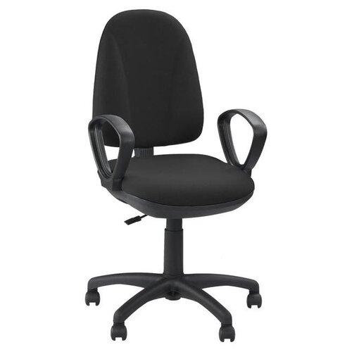 Компьютерное кресло EasyChair Pegaso, цвет: черный