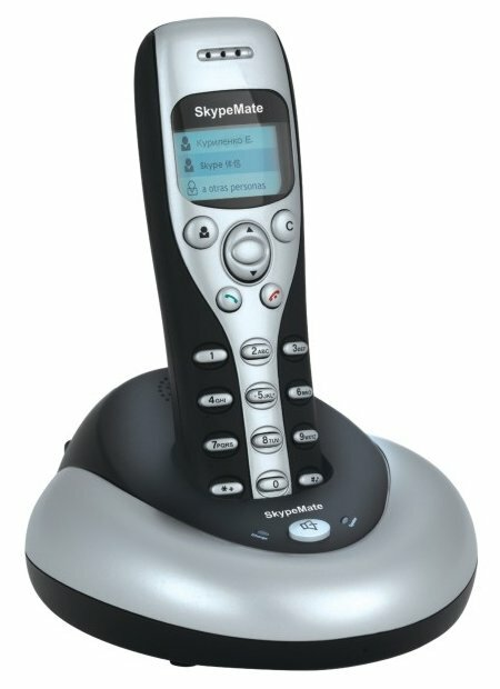 USB-телефон SkypeMate USB-W1DL