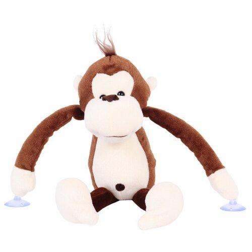 Мягкая игрушка Bebelot Мартышка коричневая 36 см