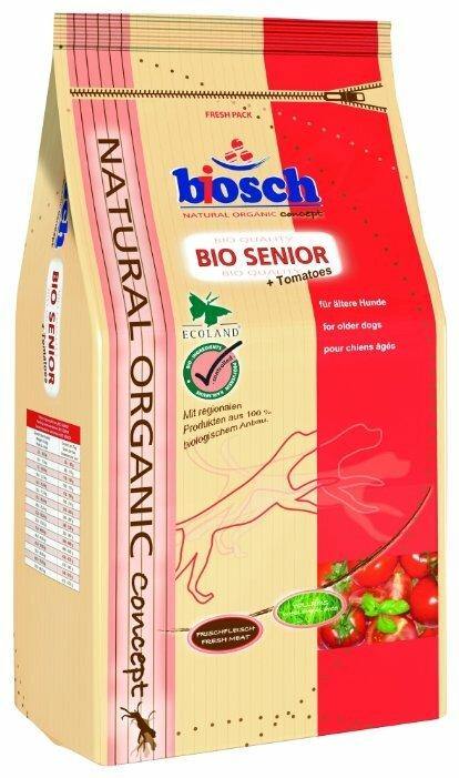 Корм для пожилых собак Bosch Bio 3.75 кг
