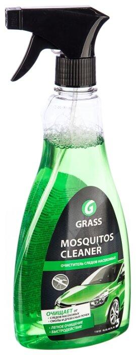 Очиститель кузова GraSS для удаления следов насекомых Mosquitos Cleaner, 0.5 л