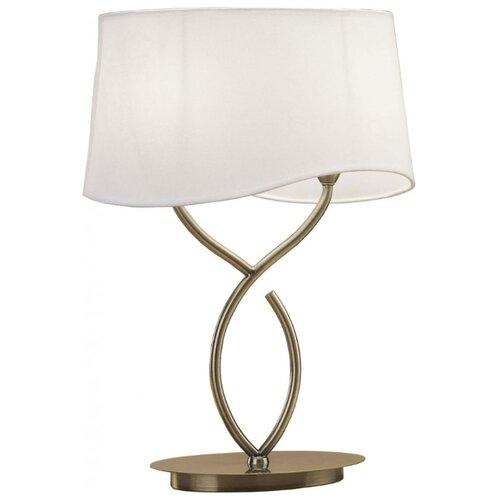 Настольная лампа Mantra Ninette 1926, 40 Вт светильник mantra ninette chrome mn 1902