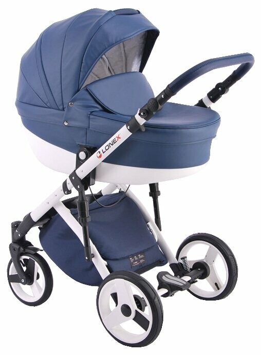 Универсальная коляска Lonex Comfort Special Ecco (2 в 1)