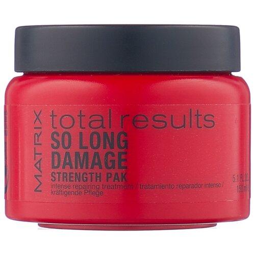 Купить Matrix Total Results So Long Damage Маска для восстановления волос, 150 мл