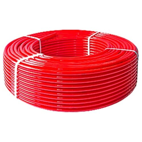 Труба из сшитого полиэтилена VALTEC PEX-EVOH VP1620.3, DN12 мм, 1м 1 м красный