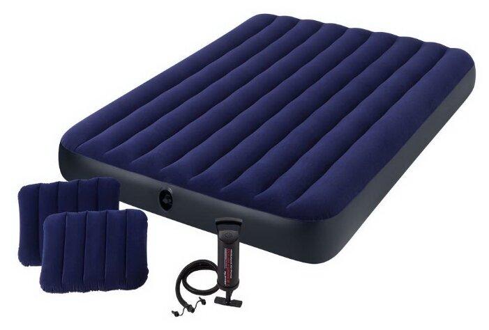 Надувной матрас Intex Classic Downy Airbed (64765)
