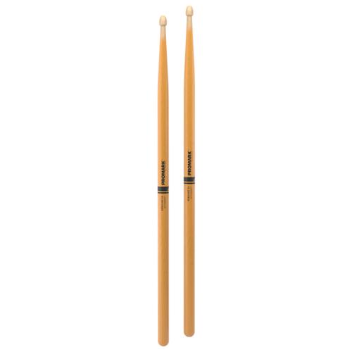 Фото - Барабанные палочки Pro-Mark Rebound 5A ActiveGrip Clear барабанные палочки pro mark rebound 7a activegrip