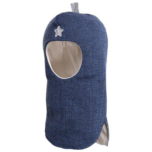 Шапка-шлем Kivat размер 1, джинс