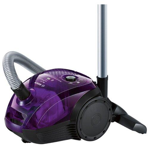 Фото - Пылесос Bosch BGN 21700, фиолетовый пылесос bosch bgs 1u1800 белый фиолетовый