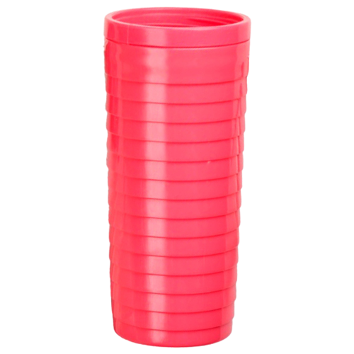 Термокружка Komandor Сладкого настроения, 0.35 л розовый