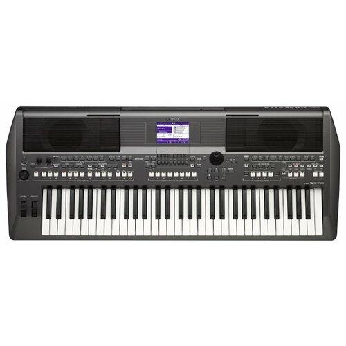 цена на Синтезатор YAMAHA PSR-S670 серый