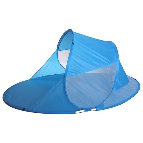 Тент пляжный Greenhouse 235х120х110см (FBT-21), синий